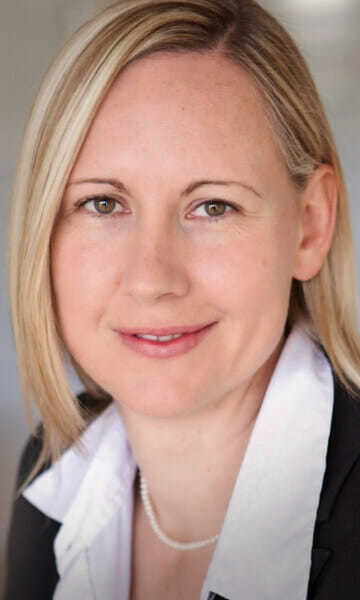 Photo of QLD Vascular Surgeon Dr Rebecca Magee