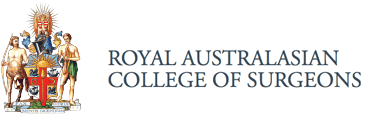 Royal Australasian College of Surgeons Logo